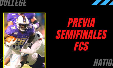 Previa Semifinales FCS – Canal «Coollege Nation» YouTube
