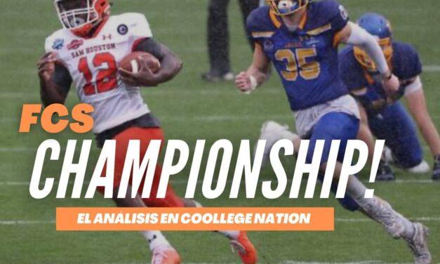 FCS Championship el análisis en Coollege Nation